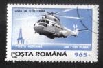 Sellos de Europa - Rumania -  Medios de transporte