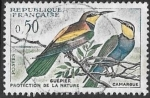 Sellos del Mundo : Europa : Francia : aves