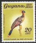 Sellos del Mundo : America : Guyana : aves