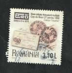 Sellos del Mundo : Europa : Rumania :  6484 - Exposición filatélica rumana, EFIRO 2019