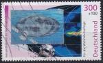 Sellos de Europa - Alemania -  Todo el cielo en rayos gammaa