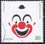 Sellos del Mundo : Europa : Alemania : Europa Circo
