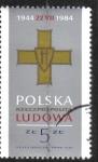 Sellos de Europa - Polonia -  Órdenes, Orden de Grunwald Cross
