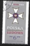 Sellos del Mundo : Europa : Polonia :  Órdenes, Orden del Renacimiento de Polonia