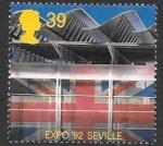 Sellos del Mundo : Europa : Reino_Unido : expo