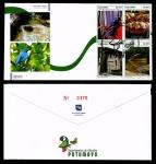 Sellos de America - Colombia -  SOBRE PRIMER DÍA DE SERVICIO - DEPARTAMENTOS DE COLOMBIA - PUTUMAYO -