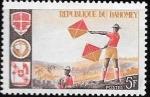 Sellos de Africa - Benin -  Dahomey