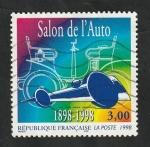 Sellos del Mundo : Europa : Francia :  3186 - Centº del Salón del Automóvil