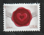 Sellos de America - Estados Unidos -  4570 - Corazón