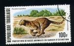 Sellos del Mundo : Africa : Togo : Leopardo