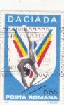 Sellos de Europa - Rumania -  DACIADA