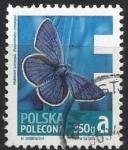 Sellos de Europa - Polonia -  2013 - Polyommatus semiargus