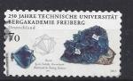 Sellos del Mundo : Europa : Alemania : 2015 - 250 aniversariu de Technische Universität Bergakademie Freiberg