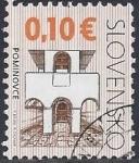 Sellos del Mundo : Europa : Eslovaquia : 2009 -  Esglesia de San Juan Bautista en Sedmerovec - Pominovce