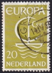 Sellos de Europa - Holanda -  Europa 1967