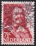 Sellos de Europa - Holanda -  Michael Adriaanszon de Ruyter