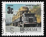 Sellos de Africa - Zimbabwe -  Rhodesia