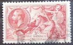 Sellos del Mundo : Europa : Reino_Unido : Gran Bretaña-1912-George V
