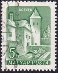 Sellos de Europa - Hungría -  Köszeg