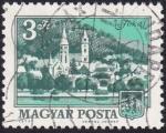 Sellos de Europa - Hungría -  Tokaj