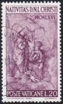 Sellos de Europa - Vaticano -  Natividad
