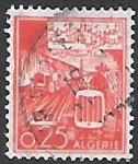 Sellos de Africa - Argelia -  Argelia
