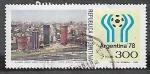 Sellos del Mundo : America : Argentina : Buenos Aires vista desde el río