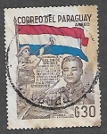 Sellos del Mundo : America : Paraguay : Homenaje al Salón de Bronce