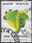 "Sellos del Mundo : America : Brasil : Programa ""Nuestra Naturaleza"", gobierno federal"