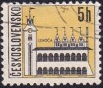 Sellos de Europa - Checoslovaquia -  Levocka