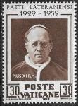 Sellos del Mundo : Europa : Vaticano : Papa - Pio XI