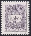 Sellos de Europa - Checoslovaquia -  ilustración 1,50 Kcs