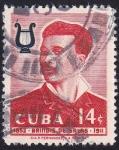 Sellos de America - Cuba -  Brindis de Salas