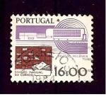 Sellos de Europa - Portugal -  INTERCAMBIO