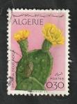 Sellos del Mundo : Africa : Argelia :  568 - Flores