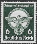 Sellos de Europa - Alemania -  III Reich