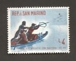 Sellos de Europa - San Marino -  CAMBIADO MB