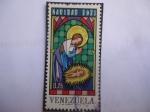 Sellos de America - Venezuela -  Navidad 1971 - María y el Niño.