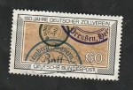 sello : Europa : Alemania : 1027 - 150 Anivº de la Unión de Aduanas Alemanas