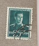 Sellos de Europa - Rumania -  Rey Miguel