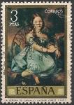 Sellos del Mundo : Europa : España : Vicente López Portaña. ED 2148
