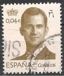 Sellos del Mundo : Europa : España : Rey Felipe VI. ED 4935