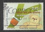 Sellos de Europa - España -  Edif 4641 - Valores Cívicos