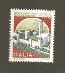Sellos de Europa - Italia -  CAMBIADO MB