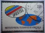 Sellos de America - Venezuela -  IPOSTEL - Instituto Postal telegráfico de Venezuela.