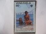 Sellos de America - Venezuela -  Año Internacional del Niño