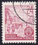 Sellos de Europa - Alemania -  Berlin Paseo Stalin