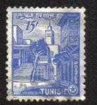 Sellos del Mundo : Africa : Túnez : Definitive 1954