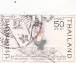 Sellos de Asia - Tailandia -  UNESCO