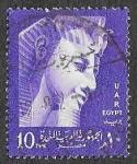 Sellos de Africa - Egipto -  443 - Ramsés II